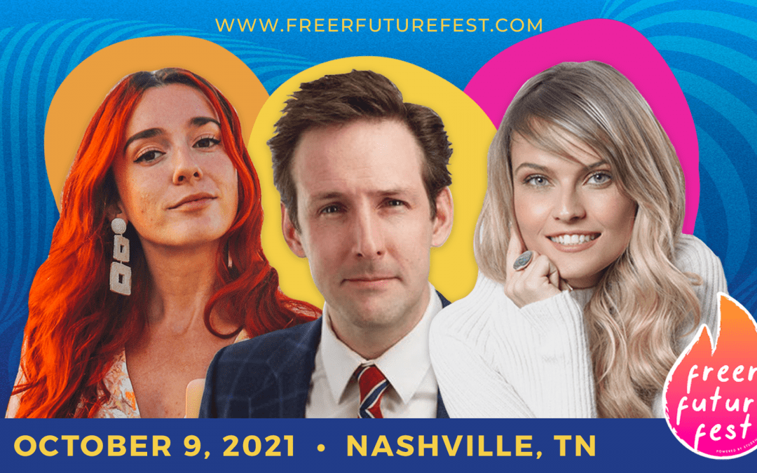 Students For Liberty will hold its new annual festival on October 9, 2021, in Nashville, TN